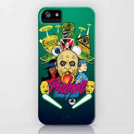 Pinball, Game of skill iPhone Case