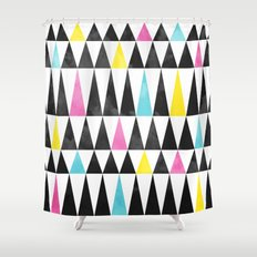 Just Tri Me! Shower Curtain