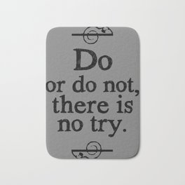 There is no Try Bath Mat