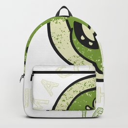 I'm A Good Thing Alien Backpack