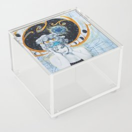 On My Mind Acrylic Box