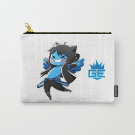 Chibi Luc (Expression 2) Carry-All Pouch