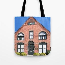 Ticonderoga Heritage Museum (front) Tote Bag
