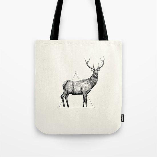 'Wildlife Analysis II' Tote Bag