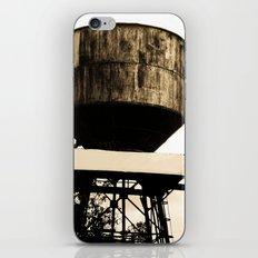 WATER TANK iPhone & iPod Skin