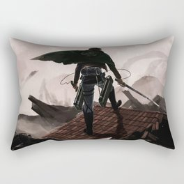 Levi Ackerman Rectangular Pillow