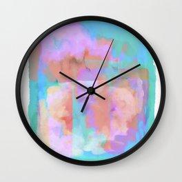 Abstract vg 01 Wall Clock