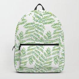Fern Leaf Backpack