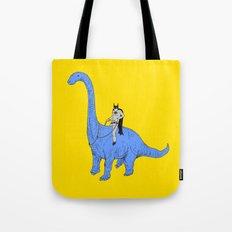 Dinosaur B Tote Bag