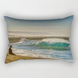 A Thousand Words Rectangular Pillow