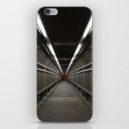 vanish that point iPhone Skin