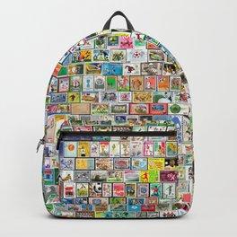 The Soccer Stamp Backpack