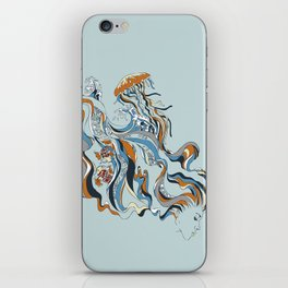 The Maiden iPhone Skin