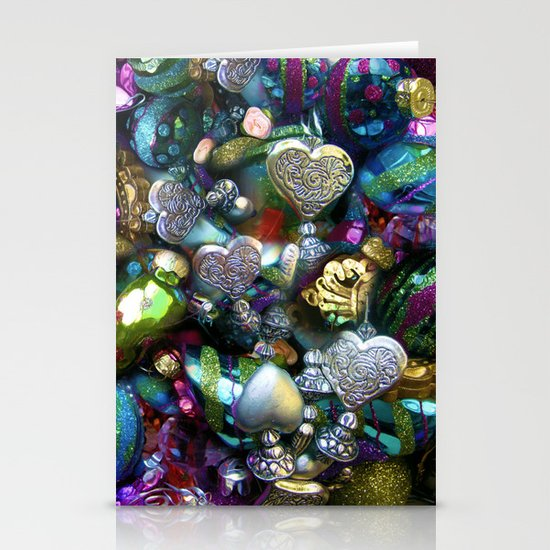 Colors of Love Stationery Cards