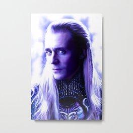 Loki - There Are No Men Like Me III Metal Print