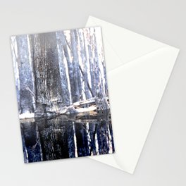 Humans and Wolves Stationery Cards