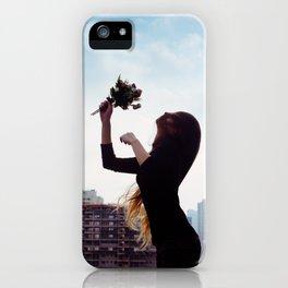 lioness iPhone Case