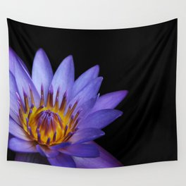 The Singular Embrace Wall Tapestry