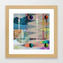 DIPSIE SERIES 001 / 03 Framed Art Print
