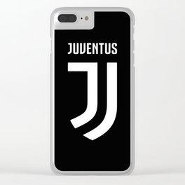 juventus f.c Clear iPhone Case