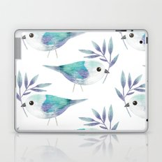 Blue Gray Tanager Laptop & iPad Skin