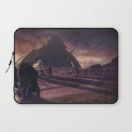 Cthulhu fhtagn no more Laptop Sleeve