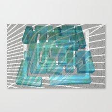 Mosaik 1.2 Canvas Print