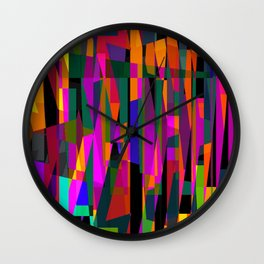 standing room only. 2 Wall Clock