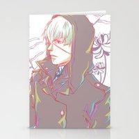 fringe Stationery Cards featuring Fringe by kamikaze43v3r