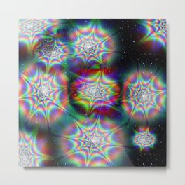 """""""Undiscovered Stars"""" by surrealpete Metal Print"""
