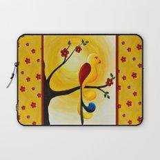 Relax Little Bird Laptop Sleeve