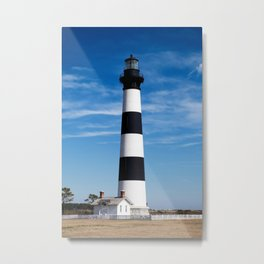 Bodie Lighthouse Metal Print