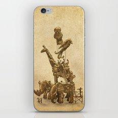 Mechanical Menagerie iPhone & iPod Skin
