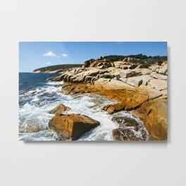 Cheynes Beach Coast, Western Australia Metal Print