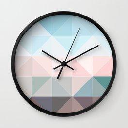Apex geometric Wall Clock