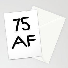 75 AF   Funny Gift Idea Stationery Cards