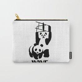 WWF Parody Carry-All Pouch