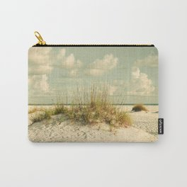 Tropical Beach Vibes Carry-All Pouch
