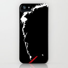 "Mark ""Bomber"" Thompson iPhone Case"