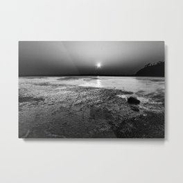Rising star Metal Print