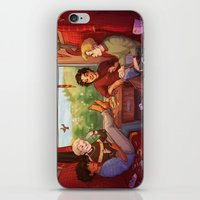 marauders iPhone & iPod Skins featuring Marauders by batcii