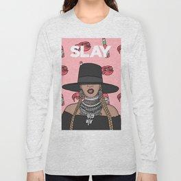 BEYONCE'S SLAY Long Sleeve T-shirt