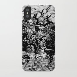 The Myth of Totummy iPhone Case