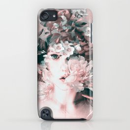 blooming 2 iPhone Case