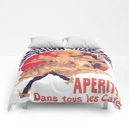 Quinquina Dubonnet Aperitif  Dans Tous Les Cafes Comforters
