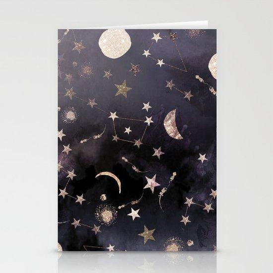 Constellations Stationery Cards By Nikkistrange Society6