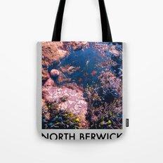 NORTH BERWICK FOR ROCK POOLS Tote Bag
