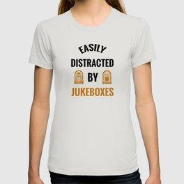 Jukebox Gifts | Music Jukebox Karaoke Jukebox Love T-shirt