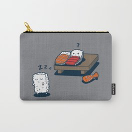 Sleepwalking Sushis Carry-All Pouch