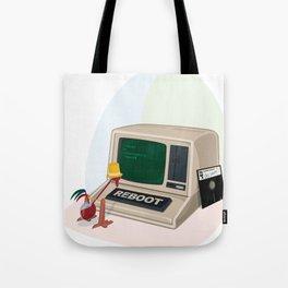 The Hollywood Reboot Tote Bag